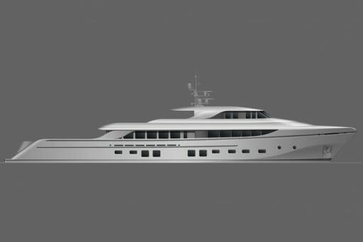 Rob Doyle Design 47m Explorer Support MY