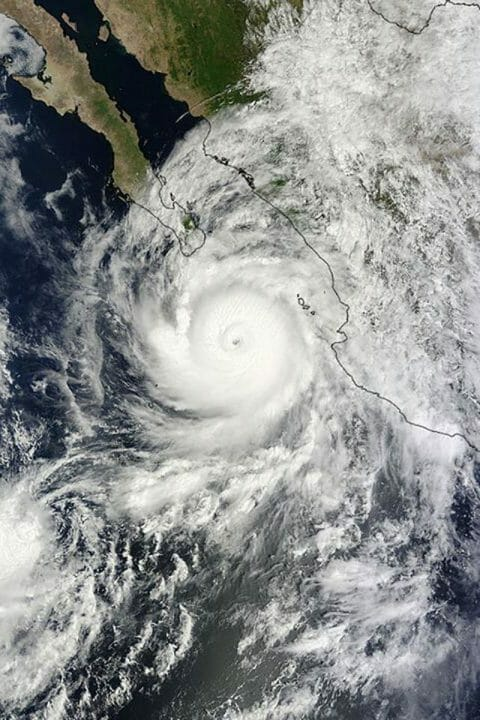 Hurricane-Odile-NASA YachtAid Global relief effort