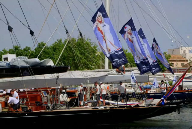 Superyacht Cup Palma in 2014