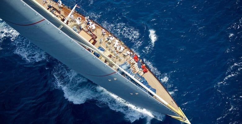 J Class superyacht cup Cornthian Spirit Class