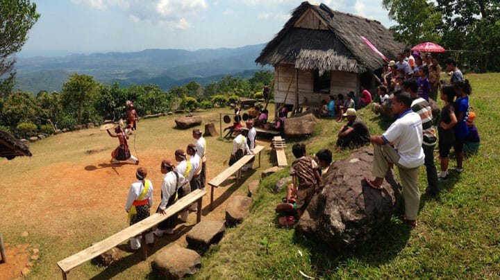 Indonesia tribal experience