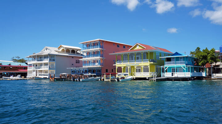 Bocas del Toro Isla Colon