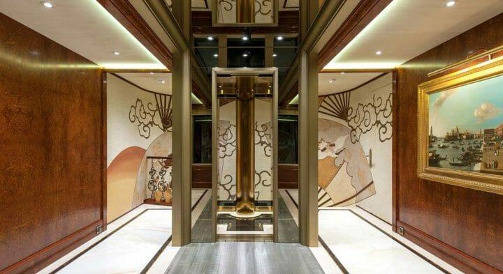Ester III stairway elevator