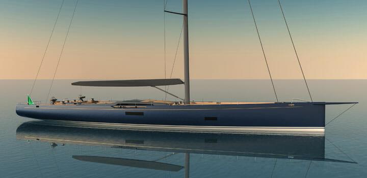 Baltic 130 Custom Reichel Pugh Nauta Yachts 2