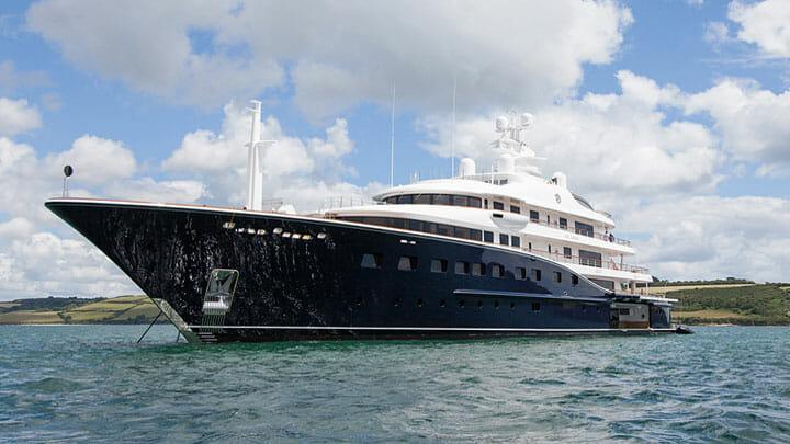 Aquila superyacht design