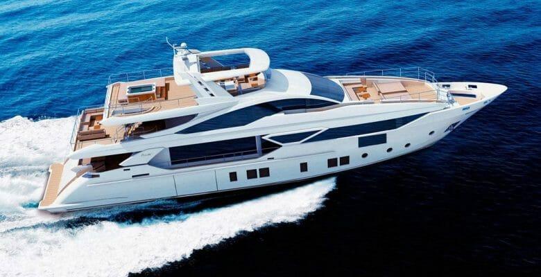 Iron Man Benetti International Superyacht Society Design Award winner