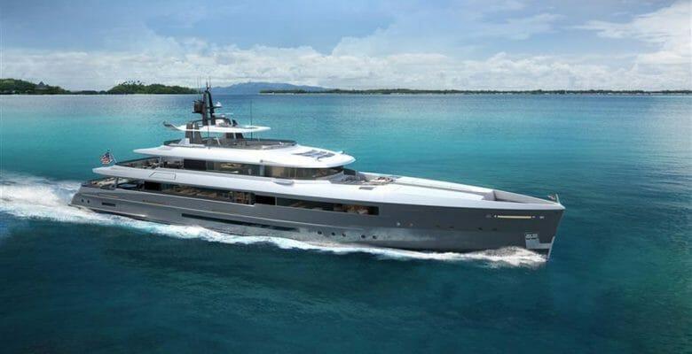 HMY Superyachts Vestal Series by Setzer Yacht Architects