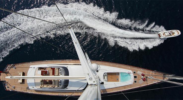 sailing yacht Prana Croatia charter Fraser Yachts