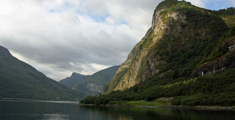 superyacht Norway luxury yacht vacations