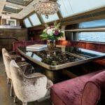 Baltic Yachts Pink Gin sailing superyacht