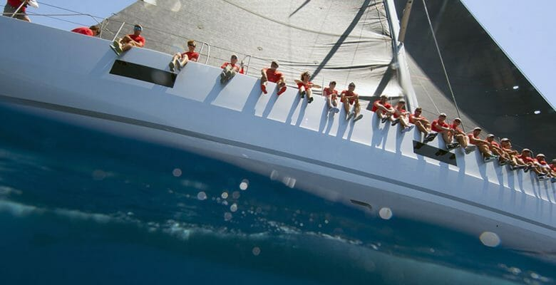 Ribelle The Superyacht Cup Palma