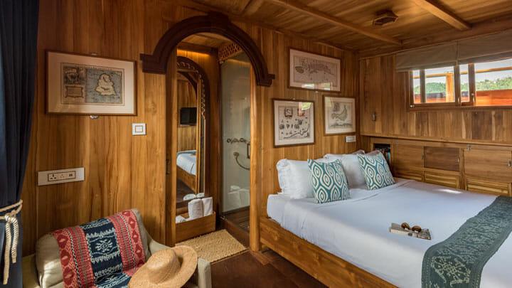 Sequoia Indonesia superyacht charter