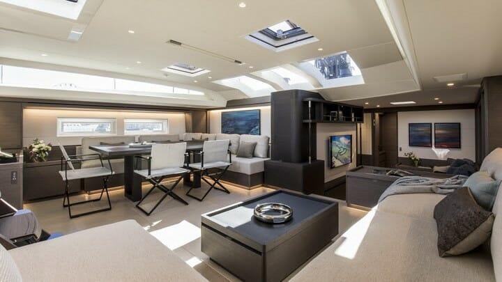 Seatius sailing superyacht SW96