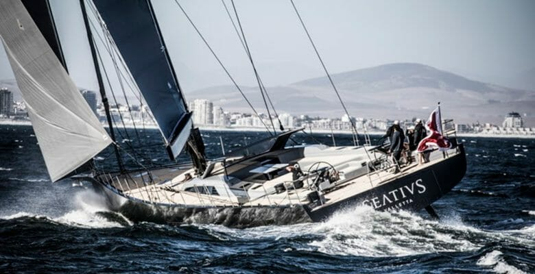 sailing superyacht Seatius SW96 is nominated for an International Superyacht Society Awards of Distinction