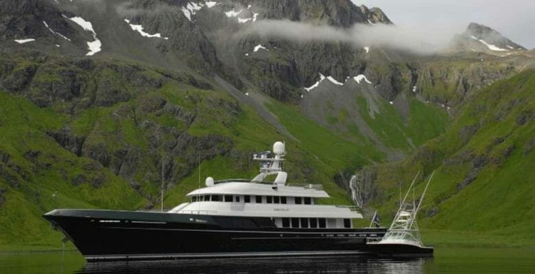 Dorothea III megayacht and Post One Marlin Mission