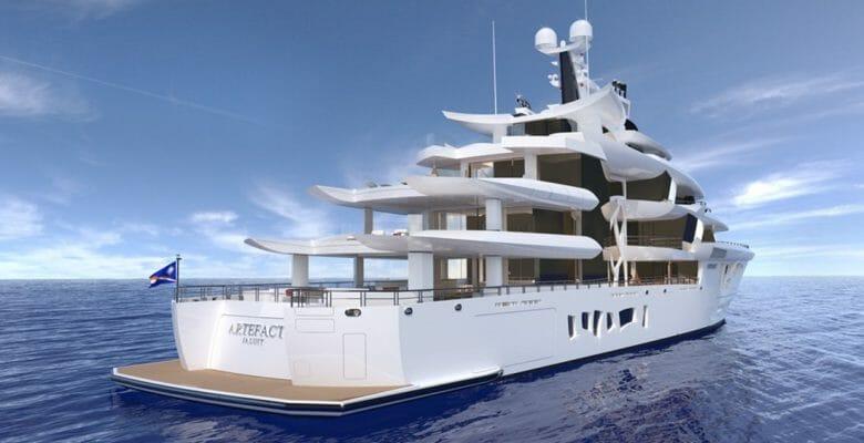 Nobiskrug superyacht Artefact most anticipated megayachts of 2019