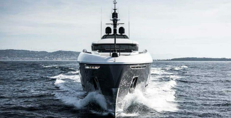 Rossinavi Utopia IV megayacht up for an International Superyacht Society Awards of Distinction