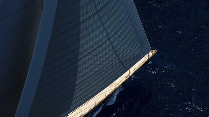 Aquarius Royal Huisman is nominated for the International Superyacht Society Awards of Distinction
