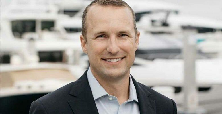 Timothy Hamilton of Lürssen Americas megayacht office