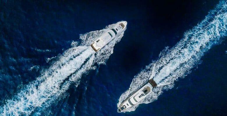 Horizon RP110 superyachts hulls five and seven