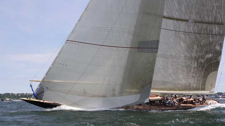 The Superyacht Cup Palma 2019 will see Velsheda try to win two years in a row