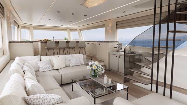 LeVen Yachts is a superyacht series for Exumas cruising and much more