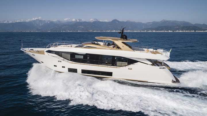 Taboo of the Seas is the latest Maiora megayacht