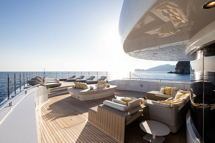 Metis is a megayacht by Benetti