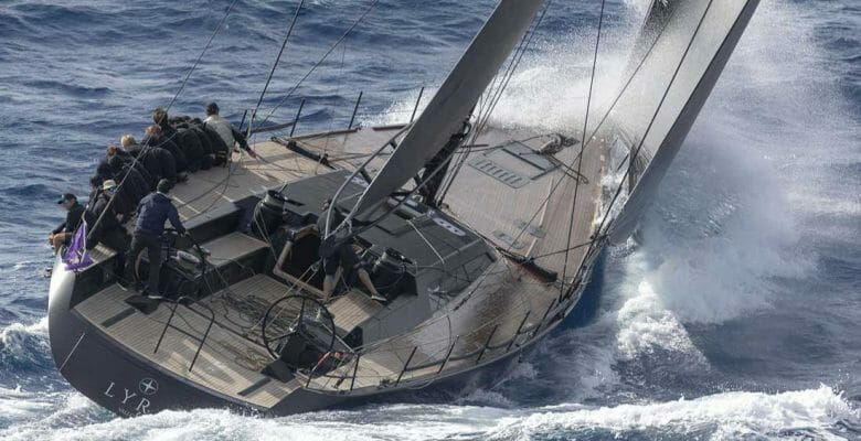 the sailing superyacht Lyra won the Wally Class and may inspire the new Wally cruising class