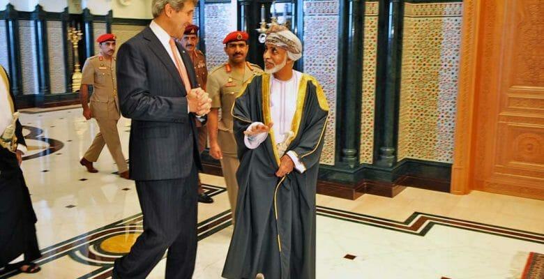 Sultan Qaboos bin Said owned the superyacht Al Said