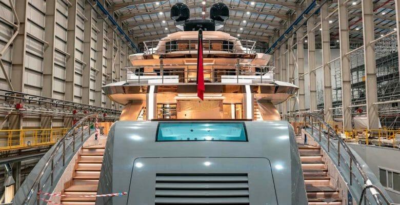 the Bilgin 263-1 megayacht is named Tatiana