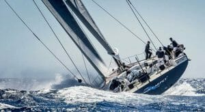 Magic Carpet 3 is racing in the Superyacht Cup Palma Performance Class, new for 2020