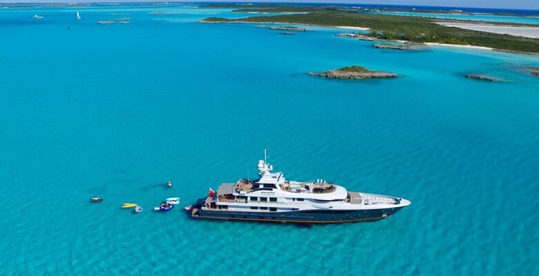 Jonathan Rothberg is the owner of the megayacht Gene Machine and is developing an at-home coronavirus test