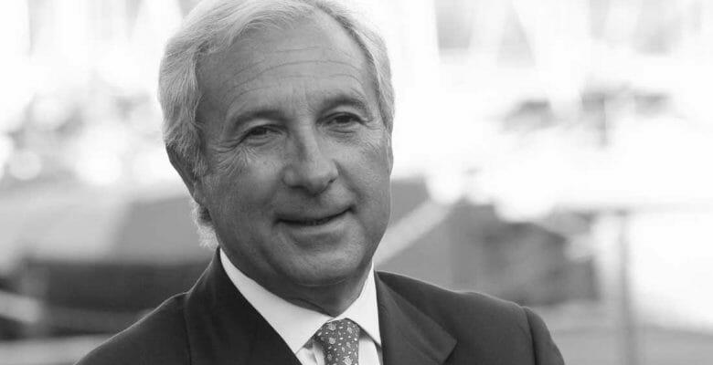 Giancarlo Ragnetti was instrumental in establishing the superyacht yard Perini Navi