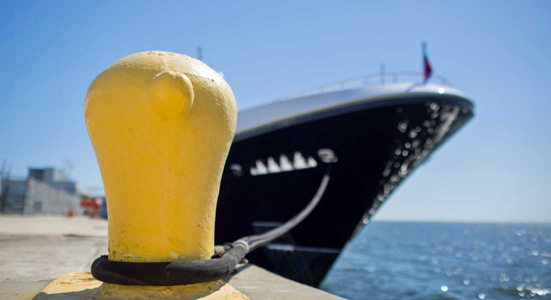 Port St. Pete is the only superyacht marina on Florida's Gulf Coast