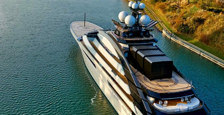Lurssen's Nord is one of the exciting superyacht deliveries in 2021