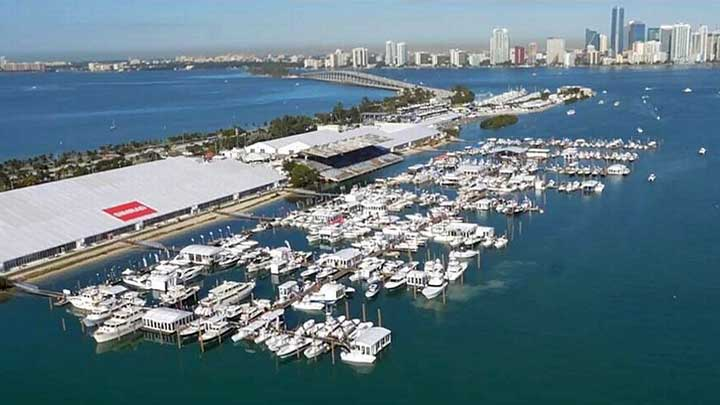 starting in 2022 the Miami Yacht Show and SuperYachtMiami are rebranding;the Miami International Boat Show will be the new name