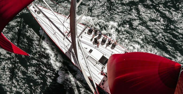 the New Zealand Millennium Cup is a superyacht regatta