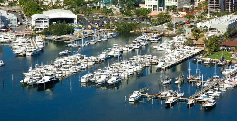 Bayshore Landing in Coconut Grove still accommodates megayachts