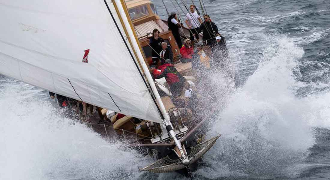 could the New Zealand Millennium Cup be the best excuse to go sailing on a superyacht?