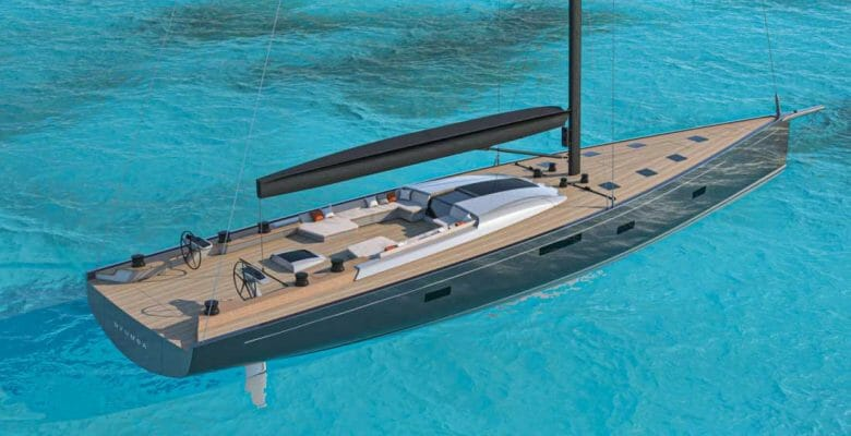 Nyumba is the fourth SW96 superyacht from Southern Wind Shipyards