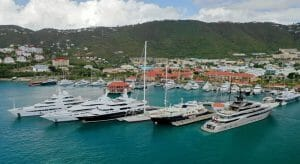 Yacht Haven Grande is the premier Caribbean superyacht marina and hosting the inaugural Caribbean Charter Yacht Show