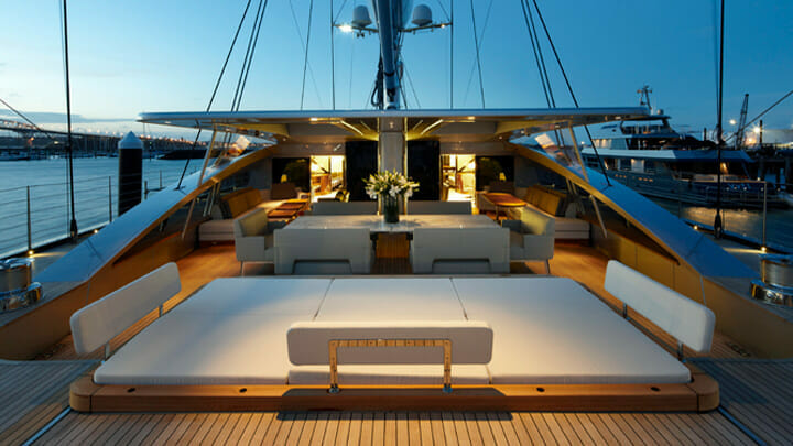 buying your first superyacht involves deciding what amenities are important