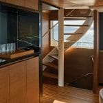 Jozeph Forakis designed the CLB88 megayacht to be practical