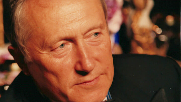 Oleg Bourlakov was the owner of Black Pearl, the famous sailing superyacht