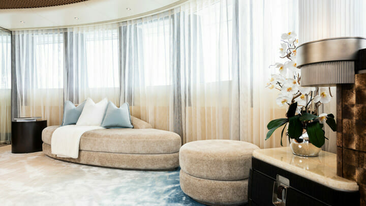 Sam Sorgiovanni advises prioritizing natural light refitting your superyacht