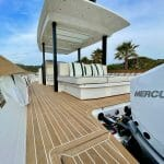 the Swan Shadow premiere, proving perfect as a megayacht tender