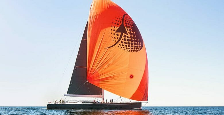 the Baltic 146 Path is a sailing superyacht just delivered from Finland