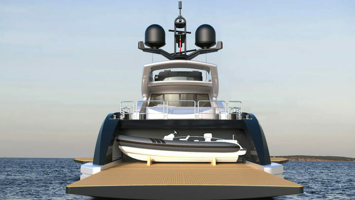 Leopard Yachts is back, with a 36M megayacht