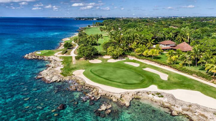 enjoy superyacht golfing holidays at Casa de Campo